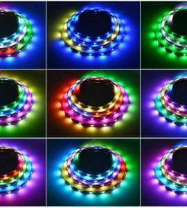 Banda led RGB dream