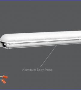 Lampa industriala led 60W A++ 6400K