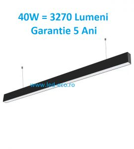 Lampi led liniare: Lampi led liniare 40W