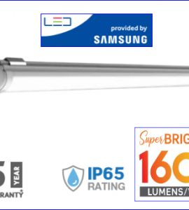 Lampa led 24W IP65 160lm/watt